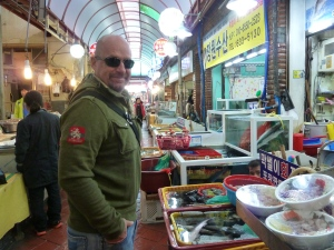 Rob at the Markets