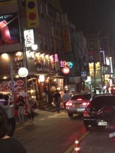 Gangnam Nightlife