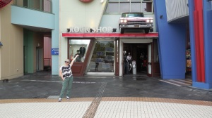 Jody at Universal Studios 1