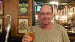Rob in Irish Pub