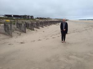 me on Southampton Beach