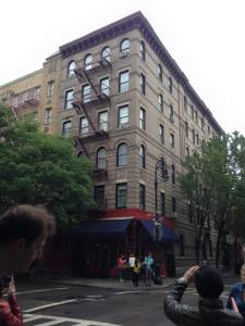The Friends apartment
