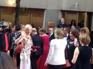 Tony Awards - Elizabeth