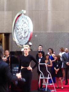 Tony Awards - Taylor