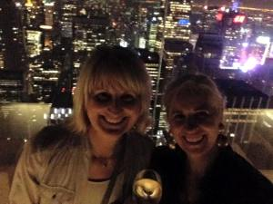 Us at Rainbow Room