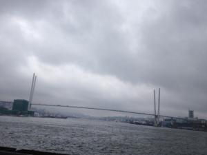 Golden Bridge from station