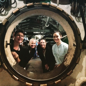 us on submarine hole - best one