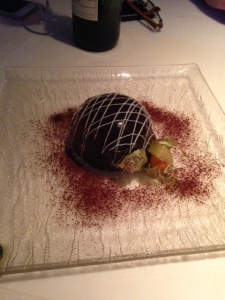 Zuma food 4 - turtle cake