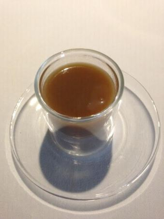 Fat Duck - hot and cold tea