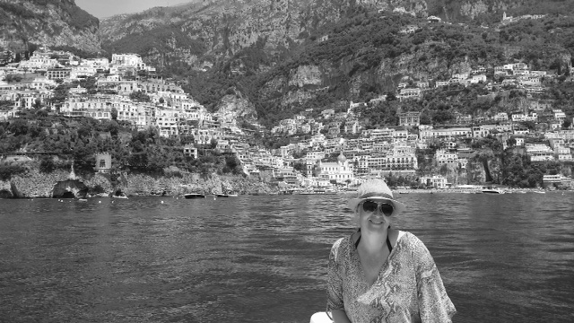 Positano 12 - me in front