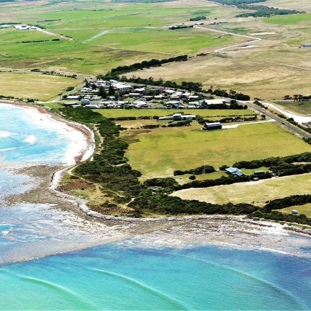 Racecourse Bay aerial